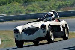 1956 Austin Healey 100 LeMans: Edward N. Preus