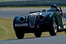 1954 Jaguar XK 120M: Tom Jaycox Jr.
