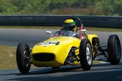 1960 Lotus 18 F jr: Michael Taradas