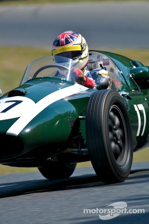 1959 Cooper T51: Rob Burt