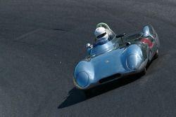 1957 Lotus 11 - conduite par Vincent Irwin
