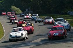 1957 Lotus Elite: Rob Burt