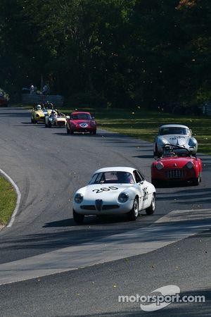 1960 Alfa Romeo Sprint Zagato: Sandya McNeil