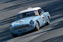 1964 MG B: Alan Tosler