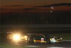 #23 Aston Martin Racing BMS Aston Martin DB9: Fabio Babini, Jamie Davies