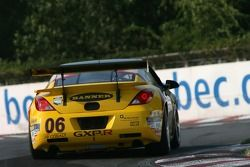 #06 Banner Racing Pontiac GXP.R: Leighton Reese, Tim Lewis Jr.