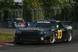 #03 Georgian Bay Motorsports Corvette: Jamie Holtom, Eric Curran