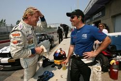 Terry Borcheller and Tom Nastasi