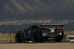 #56 Corvette Racing Beachman: Bruce Beachman, Michael Fitzgerald, Mark McClure