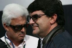 Luis Garcia Abad, Manager de Fernando Alonso y José Luis Alonso padre de Fernando Alonso