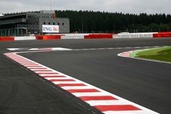 Spa-Francorchamps track walk: changes to the last corners