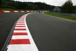 Spa-Francorchamps track walk