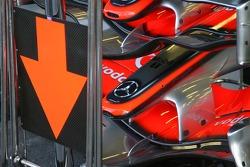 McLaren nose cones