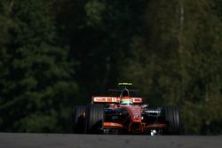 Sakon Yamamoto, Spyker F1 Team
