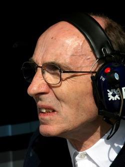 Sir Frank Williams, WilliamsF1 Team, Takım Şefi, Direktörü, Takım Patronu