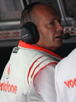 Ron Dennis, McLaren, Takım Patronu, Yönetim Kurulu Başkanı