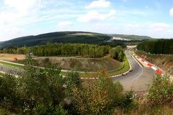 Scenic view, Jarno Trulli, Toyota Racing, Fernando Alonso, McLaren Mercedes, MP4-22