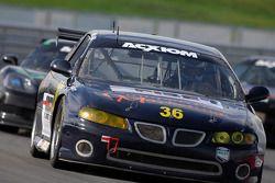 #36 Competition Marketing Motorsports Pontiac GTO: Nick DiMeo, Peter Doane