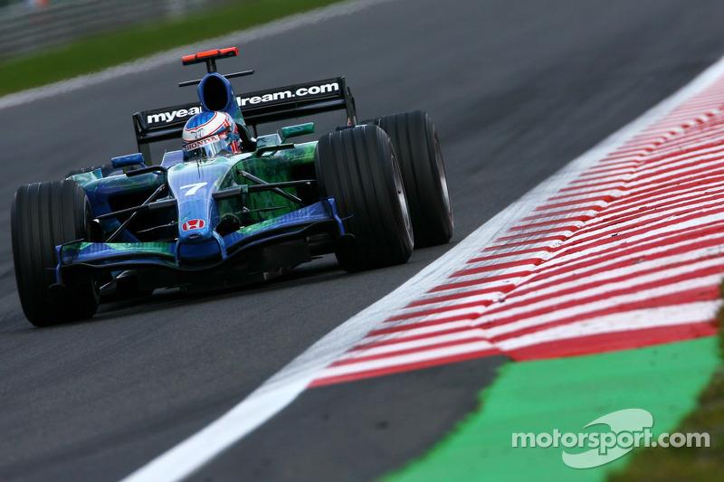 2007 - Honda RA107 (motor Honda)