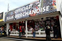 Boutique de marchandises