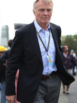 Max Mosley, FIA başkanı