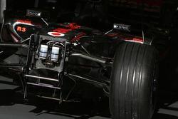 McLaren Mercedes, detay