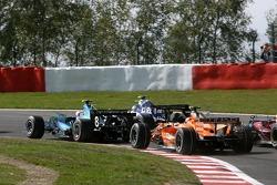 Sakon Yamamoto, Spyker F1 Team, Rubens Barrichello, Honda Racing F1 Team