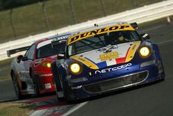 #92 Thierry Perrier Porsche 997 GT3 RSR: Philippe Hesnault, Anthony Beltoise