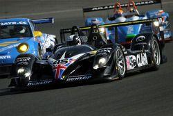 #45 Embassy Racing Radical SR9 - Judd: Warren Hughes, Neil Cunningham, Darren Manning