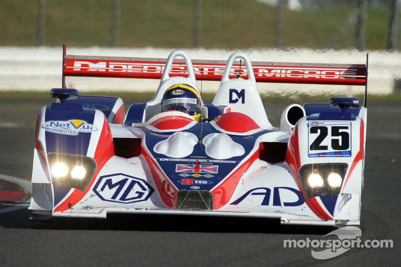 Saison 2007 - LMP2
