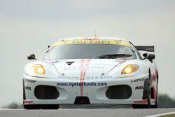 #99 JMB Racing Ferrari F430 GT: Maurizio Basso, Bo McCormick, Francisco Da Cruz Martins