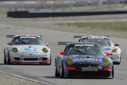 #65 TRG Porsche GT3 Cup: Ross Smith, Daniel DiLeo, Bryan Sellers