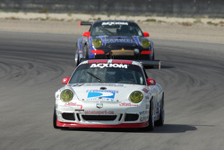 #27 O'Connell Racing Porsche GT3 Cup: Kevin O'Connell, Mike Speakman, Kevin Roush