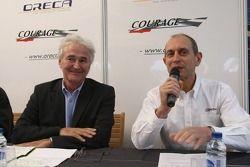 Oreca annonce son acquisition de Courage