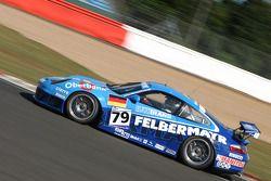 #79 Team Felbermayr Proton Porsche 996 GT3 RSR: Horst Felbermayr Sr, Gerold Ried, Philip Collin