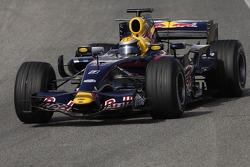 Sebastien Buemi, Red Bull Racing