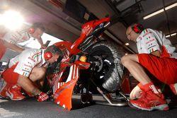 mécaniciens Ducati