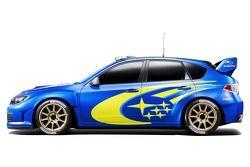 Subaru WRC Concept Car