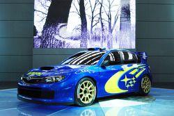 Subaru WRC Concept Car au Salon de l'auto de Francfort