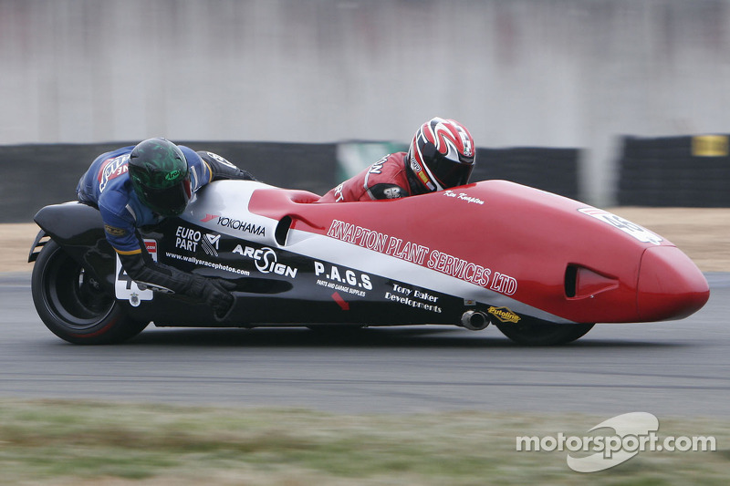 46-Ken Knapton-Jason Miller-Baker Suzuki-Team Knapton Racing