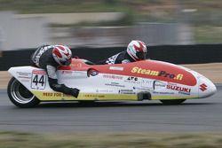 44-Pekka Päivärinta-Timo Karttiala-LCR Suzuki-Team Suzuki Finland