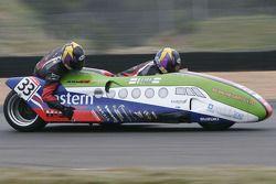 33-Sean Hegarty-Mark Hegarty-LCR Suzuki-Team Eastern Airways
