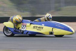 27-Mikael Ducouret-Bruno Gandois-LCR Suzuki-Team Terca