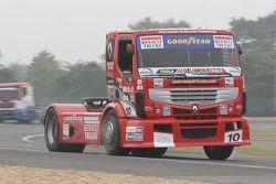 10-Markus Altenstrassen-Renault-Frankie Truck Racing Team