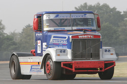 70-Burt Brian-Volvo White-Team Burt Truck Racing