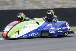 77-Tim Reeves-Patrick Farrance-LCR Suzuki-Team Eastern Airways