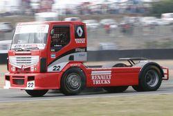 22-Ross Garrett-Renault-Frankie Truck Racing Team