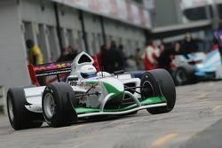 Esteban Gutiérrez, piloto de A1 Team México