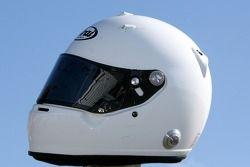 Casque de Giuseppe Termine, pilote de A1 Equipe d'Italie