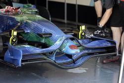 New noise, Honda Racing F1 Team